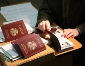 Как временно зарегистрировать гражданина фото