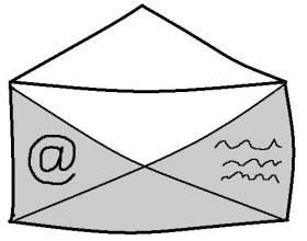 Как вставить ссылку в письмо фото