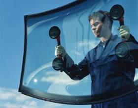 Как вставить стекло в авто фото
