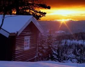 Как встречают новый год в норвегии фото