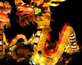 Как встречать год дракона по восточному календарю фото