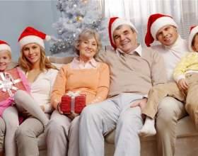 Как встретить новый год в семье фото