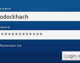 Как ввести логин и пароль фото