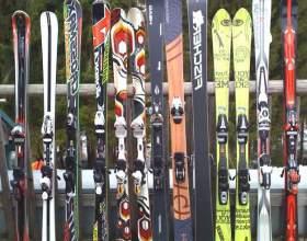 Как выбирать горные лыжи фото