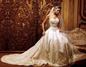 Как выбирать свадебное платье по цвету фото