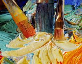 Как выбрать акриловые краски фото