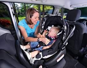 Как выбрать безопасное автокресло ребенку фото