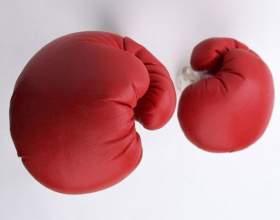 Как выбрать боксерские перчатки фото