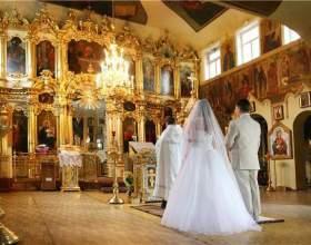 Как выбрать церковь для венчания фото