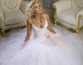 Как выбрать цвет свадебного платья фото