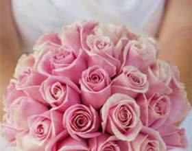 Как выбрать цветы для свадебного букета фото