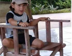 Как выбрать детский стул фото