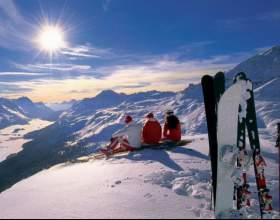 Как выбрать длину лыж фото