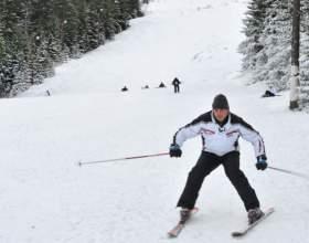 Как выбрать длину лыжных палок фото