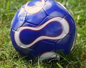 Как выбрать футбольный мяч фото