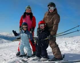 Как выбрать горные лыжи - несколько советов фото