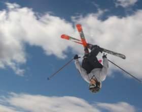 Как выбрать горные лыжи фото