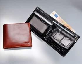 Как выбрать хороший мужской кошелек фото