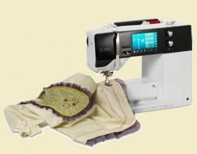 Как выбрать хорошую электрическую швейную машинку фото