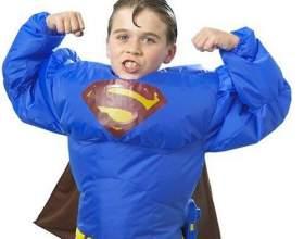 Как выбрать и купить костюм супер-героя для ребенка фото