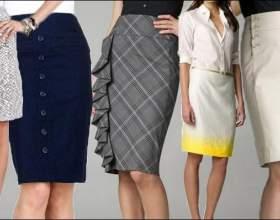 Как выбрать юбку по фигуре фото