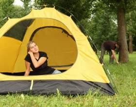 Как выбрать кемпинговую палатку фото