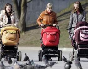 Как выбрать коляску для малыша фото