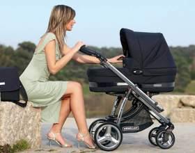 Как выбрать коляску для путешествий с ребенком фото