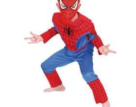 Как выбрать костюм супер-героя для ребенка на праздник фото