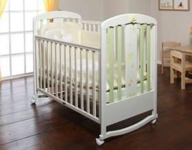 Как выбрать кроватку для ребенка фото