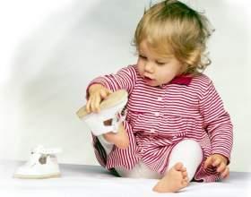 Как выбрать малышу обувь фото