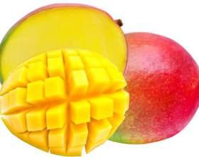 Как выбрать манго фото