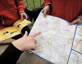 Как выбрать маршрут фото