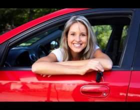 Как выбрать машину женщине фото