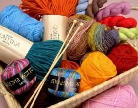 Как выбрать нитки для вязания фото