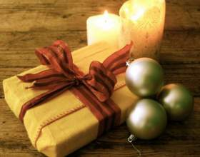 Как выбрать новогодний подарок фото