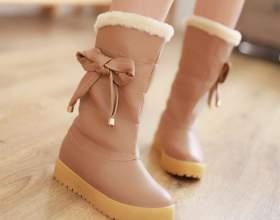 Как выбрать обувь на морозы фото