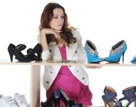 Как выбрать обувь фото