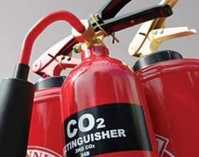 Как выбрать огнетушитель при пожаре фото