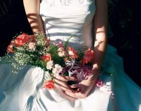 Как выбрать платье для беременной невесты фото