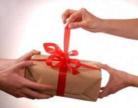 Как выбрать подарок имениннику фото