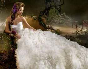 Как выбрать подходящее свадебное платье фото