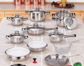 Как выбрать посуду из нержавеющей стали фото