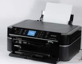 Как выбрать принтер epson фото