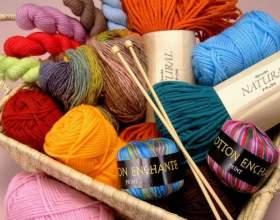 Как выбрать пряжу для ручного вязания фото