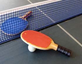 Как выбрать ракетку для настольного тенниса фото