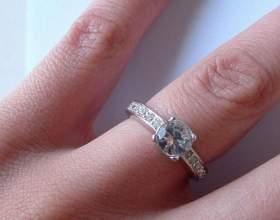 Как выбрать размер кольца фото
