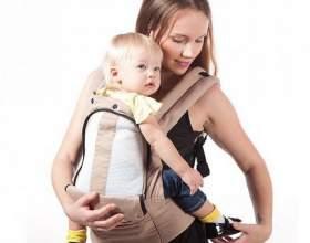 Как выбрать рюкзак-переноску для детей фото