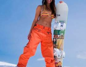Как выбрать ростовку для сноуборда фото