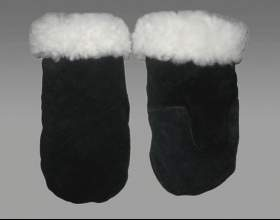 Как выбрать рукавицы меховые фото